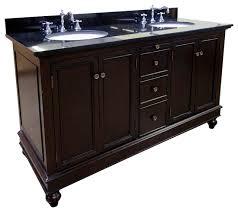 60 bath vanity traditional bathroom vanities and sink
