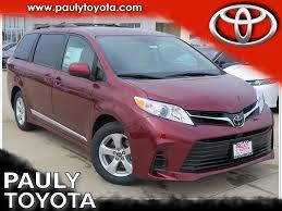 amazon com toyota genuine fluid new 2018 toyota sienna le 4d passenger van in crystal lake 28857