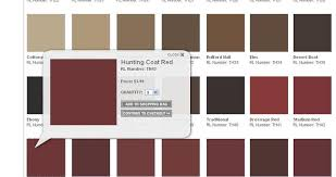 ralph lauren suede paint colors chart real fitness