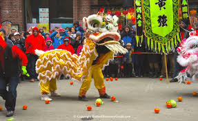 lion dancer book boston new year parade 2018 boston s chinatown