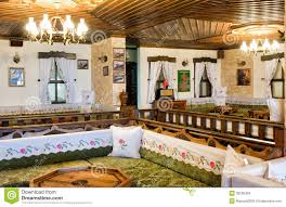 turkish traditional interior design bursa turkey editorial stock