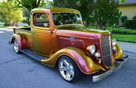 1935 ford 1 2 ton pickup classiccars com journal