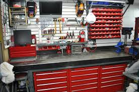 Tool Bench For Garage Metal Workbench Counter Garage Pinterest Workbenches Metals Metal