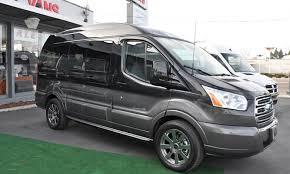 Ford Van Interior Ford Transit Conversion Van Full Size Custom Van
