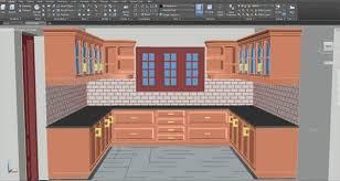 Autocad Kitchen Design by Hatching In Autocad For 3d Kitchen Design Architecture Admirers