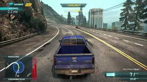 Ford Raptor Chase Truck - nfs most wanted ford raptor police chase youtube