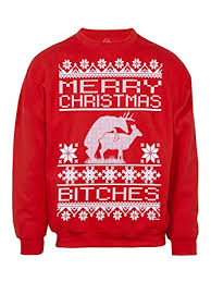 merry bitches sweater mens merry bitches sweater 3x large amazon ca