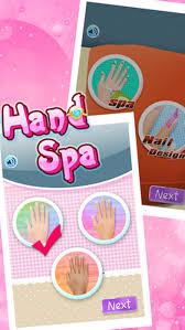 princess nail salon girls games on the app store