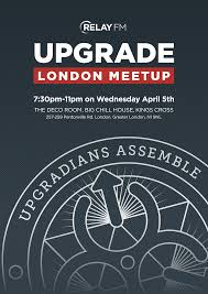 upgrade meetup poster png