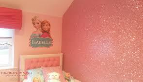 bedroom decor modern ceiling lights pink gold wallpaper cute
