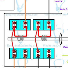 pretty manual ups wiring diagram with change over switch system