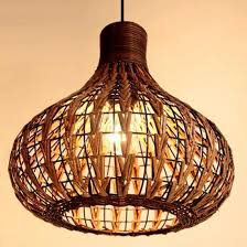 Discount Chandelier Lamp Shades New Tropical Bamboo Chandelier Diy Wicker Rattan Lamp Shades Weave