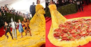 Dress Meme - rihanna s met gala dress we found memes in a hopeless place