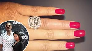 Huge Wedding Rings by Celebrity Engagement Rings