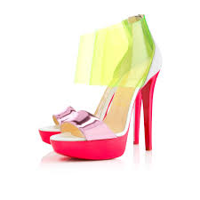 christian louboutin dufoura 140mm sandals rose paris women