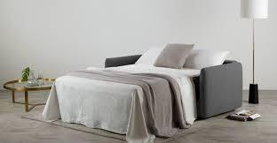 Memory Foam Mattress Sofa Bed by Fletcher 3 Seater Sofa Bed With Memory Foam Mattress Marl Grey