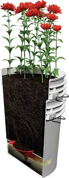 diy self watering herb garden diy self watering containers buckets couples and gardens