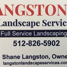 Landscaping Round Rock by Langston Landscape Services Get Quote Landscaping Round Rock