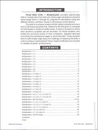 math drills rounding timed math drills multiplication 004251 details rainbow