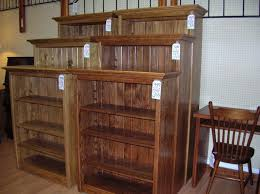 6 Bookcase Pine Bookcase Units Rustic Pine 4 Foot 5 Foot And 6 Foot