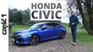 honda civic honda civic 5d 1 5 vtec turbo 182 km 2017 test autocentrum pl