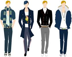 men clothing design software edraw regarding men fashion clipart