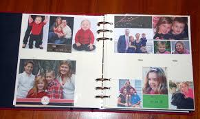 holiday craft diy holiday card photo album bright horizons