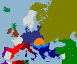 Byzantine Empire Map What If The Byzantine Empire Survived By Coldblood11 On Deviantart
