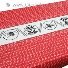 papiertischdecke rolle papiertischdecken online kaufen gastropapier