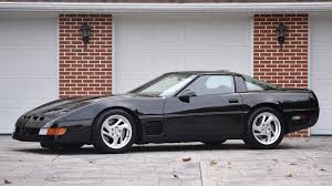 rare callaway corvette ebay find has just 10 000 miles to its name