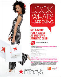 pubichairwomen62rsold macys in store special events macy s shop for a cause a gc4w in