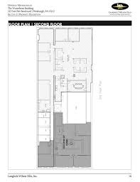 floor plans for the waterfront building premiere office suites in