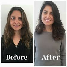 best hair color for deep winters before after hair colour photos carol brailey image consulting