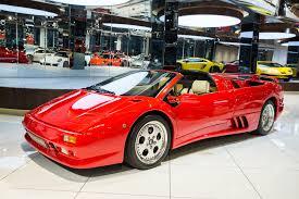 lamborghini diablo for sale 1997 lamborghini diablo vt roadster in dubai united emirates