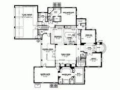 In Law Apartment Floor Plans U Shape Plan With In Law Suite Huge Areas For Expansion Wrap
