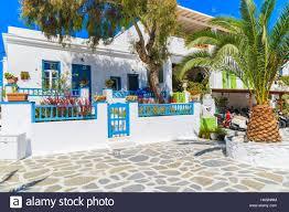 greek island cycladic house design on the island of naxos greece