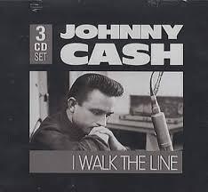 johnny i walk the line australian 3 cd album set cd
