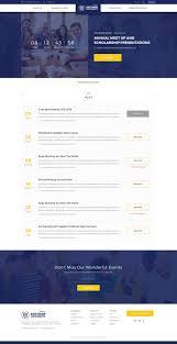 alumni website software sayidan alumni psd template by peterdraw themeforest