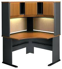 Black Desks With Hutch Corner Computer Desk And Hutch U2013 Viscometer Co
