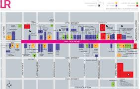 Map Miami Fl by Lincoln Road Miami Beach Fl 1