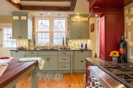 Kitchen Design Elements 1800 S Historical Farmhouse New Design Elements