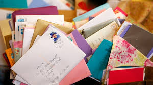 well wishers worldwide send cards and gifts to widow who faced