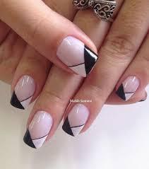 nail art french design best 25 white french tip ideas on pinterest