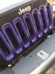 jeep purple jeep momma jeep momma gets her own color purple