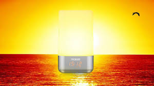 tecboss bedside l wake up light tecboss wake up light unboxing review giveaway youtube