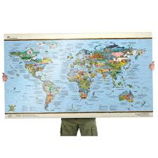 Map Poster Bucket List World Map Poster Scratch Map U0026 Rewritable Map