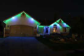 christmas light installation calgary down lighting trimlight permanent christmas lights for homes