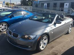 bmw 335i convertible 2010 2010 bmw 3 series 335i 2dr convertible in los angeles ca pacific