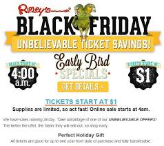 best black friday deals 2017 charlotte nc ripley u0027s tickets for just 1 with black friday travel deals kim