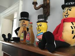 Planters Peanuts Commercial by More Than Mr Peanut About The Suffolk Artist Who Created